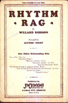 Rhythm Rag by Willard Robison