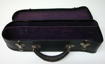 Clarinet Case - Opened