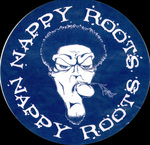Promotional Sticker by Nappy Roots