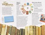Tiny Treasures: Miniature Books Brochure (page 1) by Department of Library Special Collections