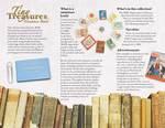Tiny Treasures: Miniature Books Brochure (page 1)