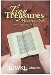 Tiny Treasures:  Miniature Books Promotional Poster