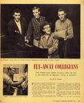 Fly-Away Collegians by H. B. Teeter