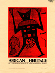 African Heritage Poster by Michael Taylor