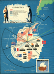 Map of Antartica by WKU Library Special Collections
