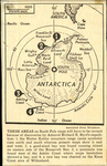 Map of Antarctica by WKU Library Special Collections