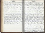 June 6 & 7 Diary Entry by Clara Hines