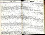 April 30th Diary Entry by Clara Hines