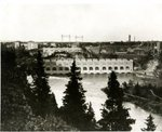 Trollhättan Power Plant by WKU Library Special Collections