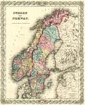 Scandinavia by J.H. Colton & Company