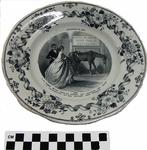 Commemorative Plate by WKU Kentucky Museum