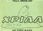 QSL Card from Greenland by WKU Amateur Radio Club