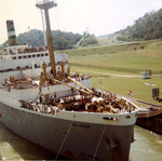 Panama Canal by Nancy Cron