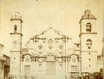 Catedral de la Habana in Havana, Cuba (MSS 31 B3 F8 #11) by Manuscripts & Folklife Archives