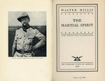 The Martial Spirit by Walter Millis (E715 .M76 1931) by Manuscripts & Folklife Archives