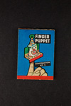 Finger Puppet:  Construction Kit 2