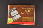 Selected Poems of Carl Sandburg by Department of Library Special Collections and Carl Sandburg