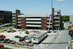 Parking Structure 2 Nearly Completed