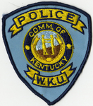 WKU Police Badge