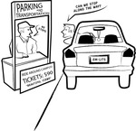 No Parking Editorial Piece from the College Heights Herald by College Heights Herald