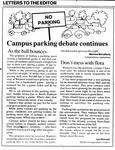 Parking Debate Continues