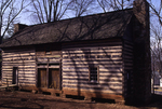 Felts Log House by WKU Archives